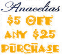 anacelias coupon