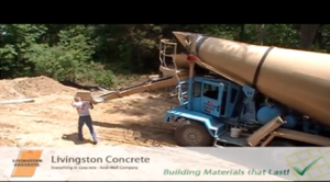 Lovely Livingston Concrete Video
